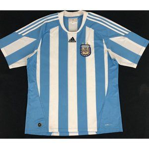 Men's AFA Argentina National Soccer Team Jersey
